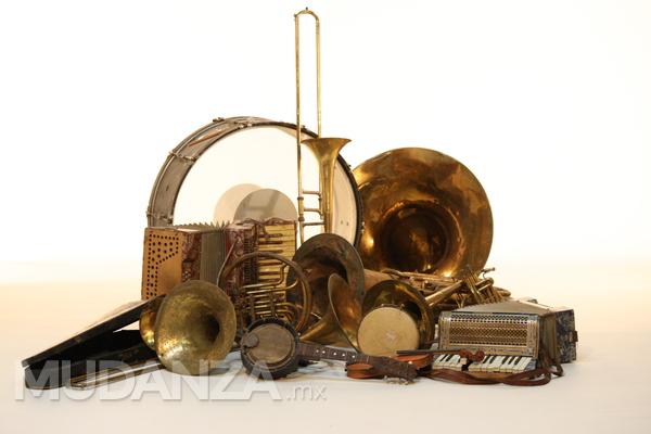 Mudanzas musicales