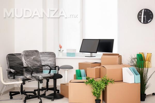 Consejos para hacer una mudanza de oficina
